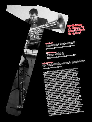 Nr. 15, Oktober 2006: 30 Jahre Musikwerkstatt