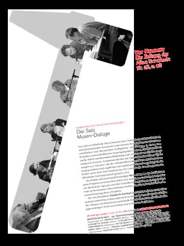 Nr. 26, Februar 2008: Autorinnenprojekte M. Donhauser / E. Reichart
