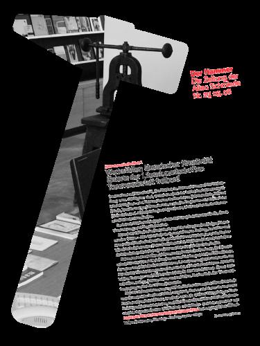 Nr. 27, März 2008: Literaturzeitschriften I