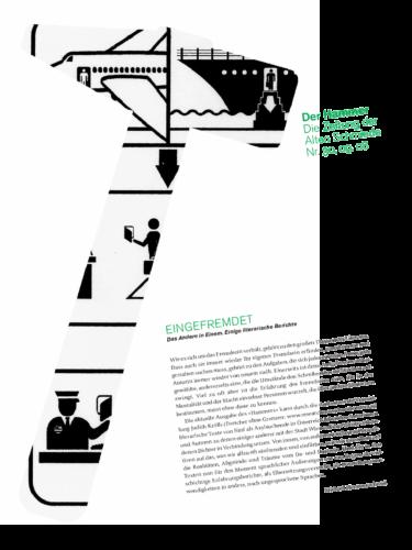 Nr. 30, September 2008: Eingefremdet