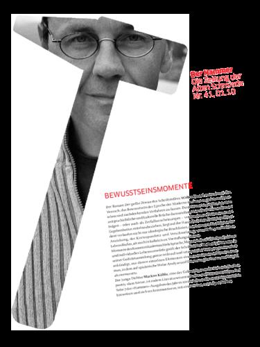 Nr. 41, Jänner 2010: Walter Grond / Herbert J. Wimmer