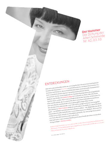 Nr. 42, März 2010: Liāna Langa / Ann Cotten