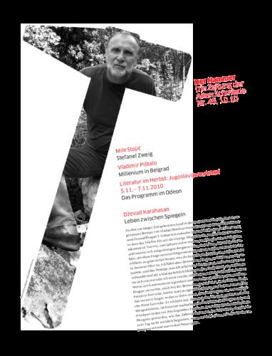 Nr. 45, Oktober 2010: Literatur im Herbst 2010