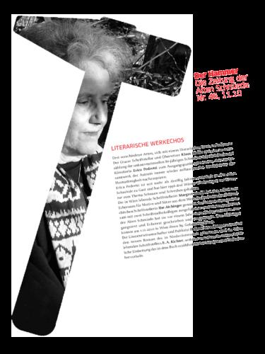 Nr. 46, November 2010: Literarische Werkechos
