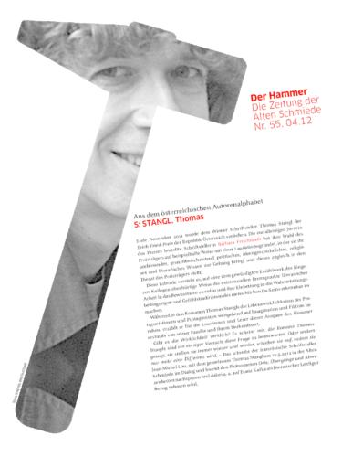 Nr. 55, April 2012: Thomas Stangl