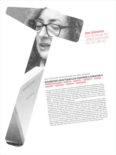 Nr. 57, Juni 2012: Währende Kraftquellen unserer Literatur II