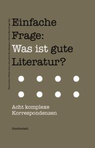 Was ist gute Literatur