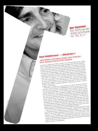 Nr. 90, Juni 2017: John Mateer / Sabine Scholl