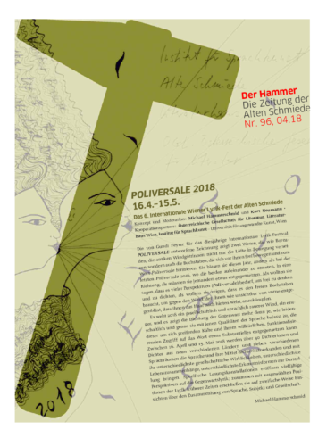 Nr. 96, April 2018: Poliversale 2018