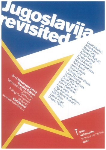 LiH 2010Jugoslavija revisited