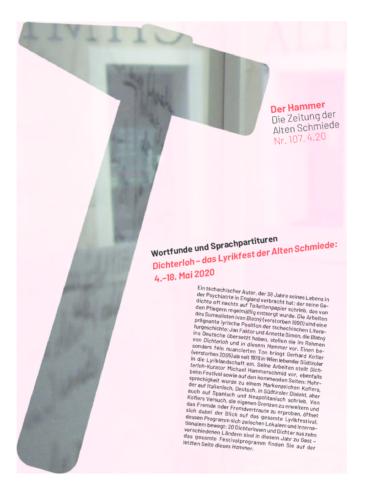 Nr. 107, April 2020: Dichterloh 2020