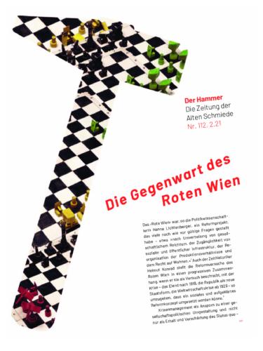 Nr. 112, Februar 2021: Die Gegenwart des Roten Wien